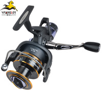 Df-6000 reel full metal 9 1 shaft before and after the fishing reel fishing tackle spinning wheel