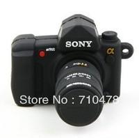H112 4GB 8GB 16GB 32GB 64GB Full Capacity Cartoon Cute Creative Camera USB2.0 Memory Flash Pen Drive Car/Thumb/Pen Free Shipping