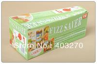Hot sale!!! Soft Drink Fridge Fizz Saver Soda Dispenser Switch Drinking Little Bottle FIZZ SAVER As Seen on TV Free Shipping
