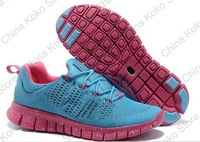 hot!2013 New Arrived Free Run Multicolour Women Athletic Shoes Free Shipping!