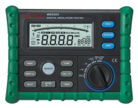 MASTECH MS5203 Digital Insulation Resistance Tester Multimeter 10G 1000V