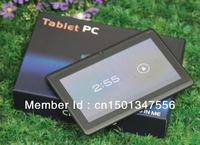 good price for 7inch Tablet PC/ Android4.0/ A13 1.2G //512M/4G /Dual cameras/WIFI / Capacitive Screen