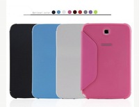 2013 NEW ! PU Leather Flip Case Cover With Stand For Samsung Galaxy Note 8 GT- N5100 N5110 Free Shipping 10 pcs/ lot EP10110