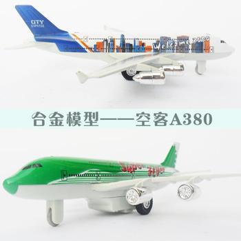 Alloy model airliner alloy model a380 model