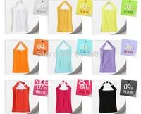 2014 summer halter plus size sleeveless fashion women's basic shirt vest tank summer clothing S-XL