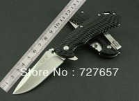 Zero tolerance ZT Folding Knife Outdoor Hunting Pocket Camping survival Tactical Knife Free Shipping Folding Blade