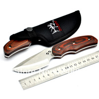 Military knife OEM Buck 076 hunting knife , camping knife, surrival knife