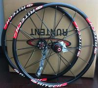 wheels Ritech tg5 wheel ultra-light mountain wheels aluminum alloy bicycle wheel