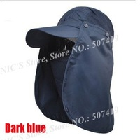 High Quality Outdoor Fishing Hat For Men, Jungle Hat Sun UV Protection Cap, Anti-uv Quick-drying Fishing Cap And Hat
