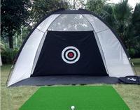 Pgm golf practice net swing trainer indoor the net set