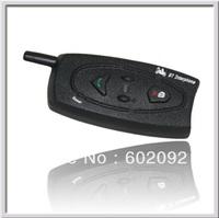 Free Shipping!! Real two-way wireless communication 500M Motorcycle BT Bluetooth Intercom Headsets Helmet Intercom