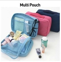 Free shipping practical Packing Bag fashion packing organizers with multi pouch nylon specially for travel