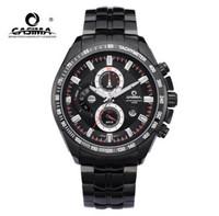 2014 Seconds Kill Hardlex Sport Hot Sale Casima 8205 Sports Watch 100 Meters Waterproof Stainless Steel Strap Quartz Male Clock