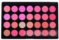 Wholesale 6pcs/lot 28 Colors BLUSH POWDER CHEEK PALETTE Eye Shadow Blush make up Palette