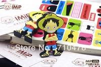 H179 4GB 8GB 16GB 32GB 64GB Full Capacity Cool cute cartoon One Piece Luffy Models USB 2.0 Memory Flash Pen Drive Car/Thumb/Pen