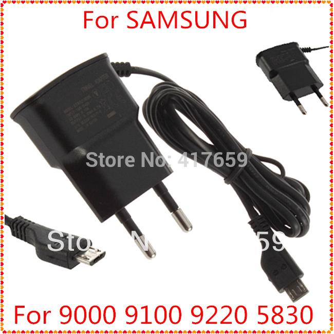 1pcs AC Wall Charger EU 5V Travel Adapter For Samsung Galaxy S2 i9300 i9220 i9100 wholesale Dropshipping(China (Mainland))