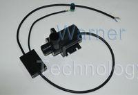 Free shipping 5-24V Micro hot water circulation pump Lift 5M   Flow 3600LPH Brushless Motor Smart Speed Adjustable Submersible