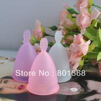 silicone menstrual cups