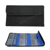 100% GUARANTEE 50  PCS Nylon Filter Wallet Six 6 Pocket Case Pouch Carry Bag for Cokin P Series Lens