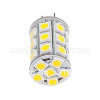 Free Shipment Dimmable 27LED GY6.35 Lamp Lighting 5050SMD 12VDC 540-594LM  4W Commercial Engineering Indoor Professional Sailing
