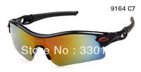 HOT SALE 2014 sunglass,new Men's Cycling Sport Sunglass / Path Sport eyewear 7 colors wholesale