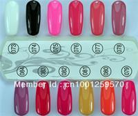Free shipping!high quality nail polish clear soak off nail polish uv gel 15ml
