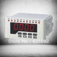 digital multimeter measuring industrial meter