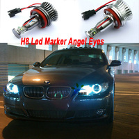 10sets/lot Branded New 20W Led maker bulbs,Cree Angel eyes Led 40Watts for BMW 1,3,5,6,X series auto led headlighting Angel eyes