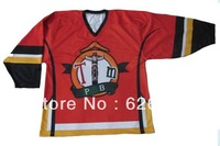 ice hockey jersey, can be custom made as your design, no moq