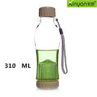 Free shipping Xin Yan travel pot elegant filter tea cup travel water bottle outside sport water pc bottle pot 310ml