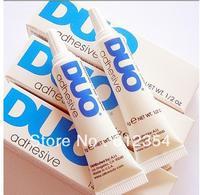9g DUO Eyelash Adhesive Waterproof Eyelash Glue 12PCS=1Lot Free Shipping