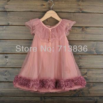 New arrival summer children girls chiffon tutu princess dresses J3ESRA4