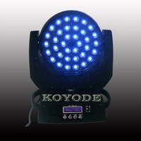 ZOOM 36 PCS 5in1 LED Moving Head Light