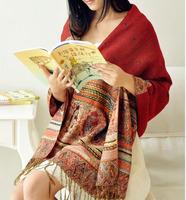 2013NEW BRAND Women's Tassel Long Scarf / Pashmina /wrap Multi Color winter shawl Pashmina scarf HIGH QUALITY FREE SHIPPING