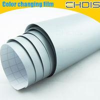 auto matte colors changing matt silver auto refitting vinyl wrap the best cost performance