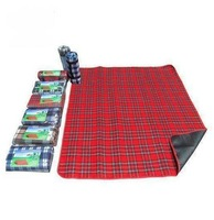 Shengyuan Large high quality velvet waterproof picnic rug mats crawling mat 180 150cm