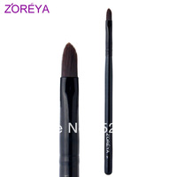 Zoreya single make-up professional fiber beauty, concealer brush ,cosmetic brush, lip brush
