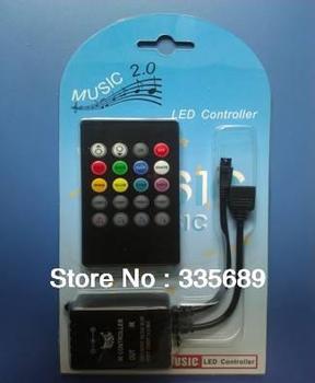 music led RGB controller DC12V/24V