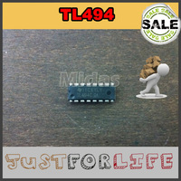 Free Shipping !!! TL494 TL494CN DIP-16  Made In China Series 100% New and High Quality WHOLESALE