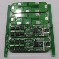 3 protection board 12.6v polymer lithium battery protection board 8a-15a