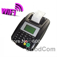 Portuguese Supported Handheld Network Printer Supports Wifi and LAN for Food Ordering