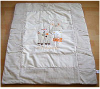 Europe Brand Baby Spring Quilt/ Air Conditioning Quilt/ Baby Crib Bedding, Wholesale and Retail