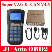 Super VAG K+CAN V4.6 Diagnostic can bus scanner Free DHL Shipping