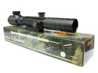 Walther 3-9x32 EG Riflescope Red&Green illuminated Rangefinder Reticle Shotgun Air Hunting Rifle Scope,w 2 free mount