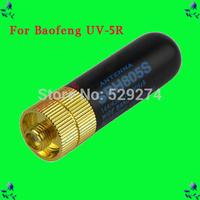 SRH805S SMA-F Female UHF+VHF Antenna for TK3107 2107 PUXING QUANSHENG Baofeng UV-5R TG-UV2 walkie talkie