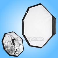 "80cm / 32"" Octagon Umbrella Softbox For Speedlite / Studio Flash / Speedlight"