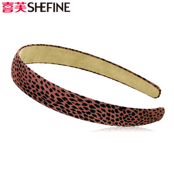 Accessories hair accessory hair bands broadside headband hair clip leopard print fabric chamois leather