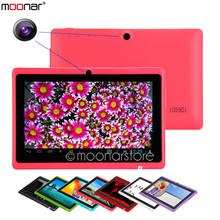 Cheap Tablet PC A13 Q88 – A13 MID -7 inch Cap acitive Screen + Android 4.1 + Dual Camera + Wifi + 1.2GHz Ultra-thin DA0806