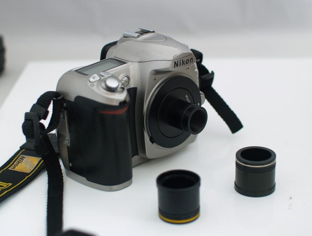 デジタル一眼レフ用カメラアダプターと顕微鏡デジタル一眼レフeosキヤノンefポート