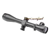 Funpowerland  Mark 4 M1 4.5 -14x50 R&G Illuminated Optical Rifle Scope W/Rings11mm or 21mm